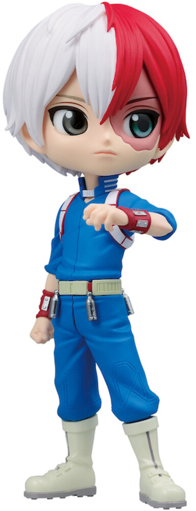 - My Hero Academia Shoto Todoroki Q Posket Figure Ve