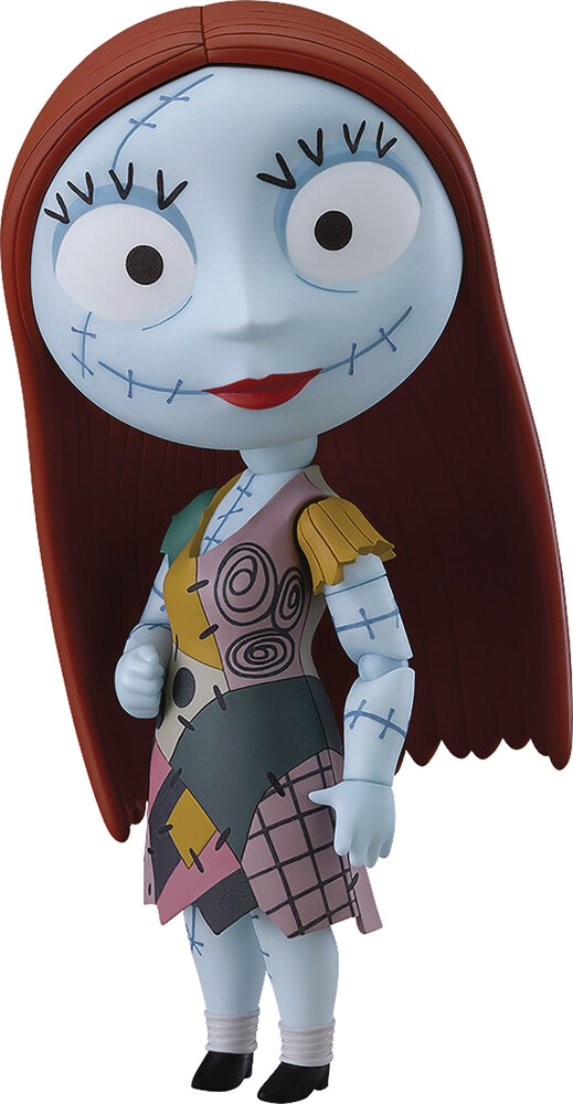 - Nightmare Before Christmas Sally Nendoroid Af