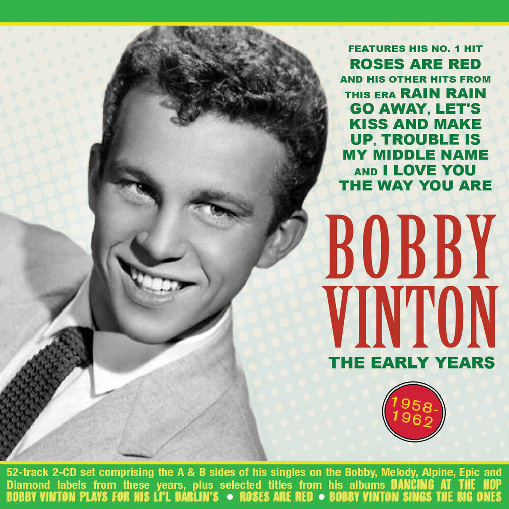 Bobby Vinton - Early Years 1958-62
