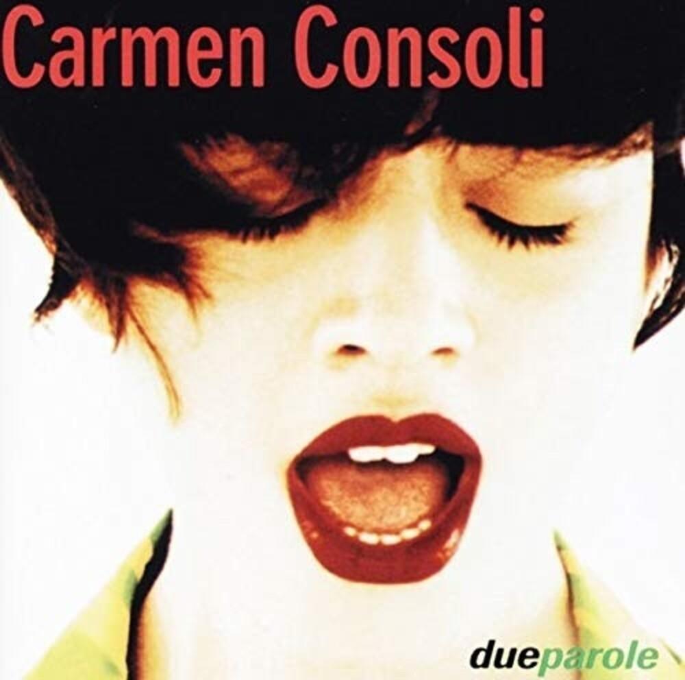 Carmen Consoli - Due Parole (Gate) [180 Gram] (Ita)
