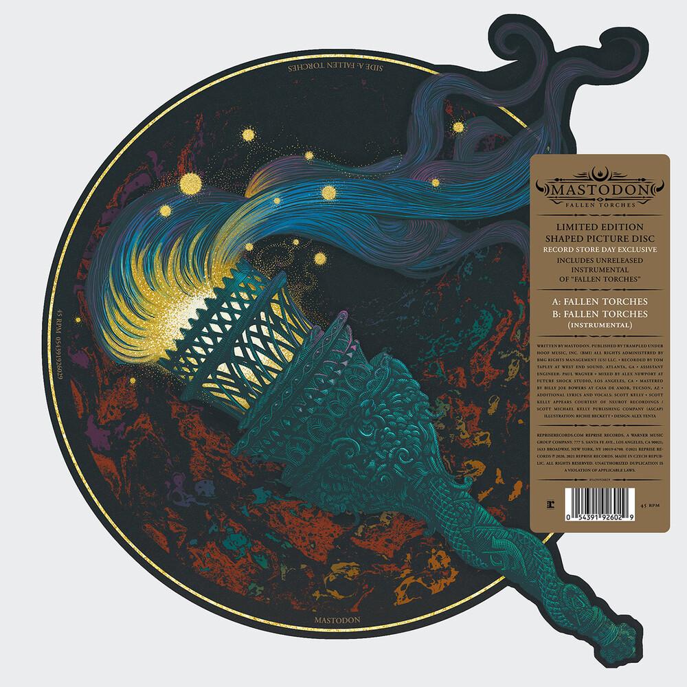 Mastodon - Fallen Torches [Indie Exclusive Limited Edition Vinyl]