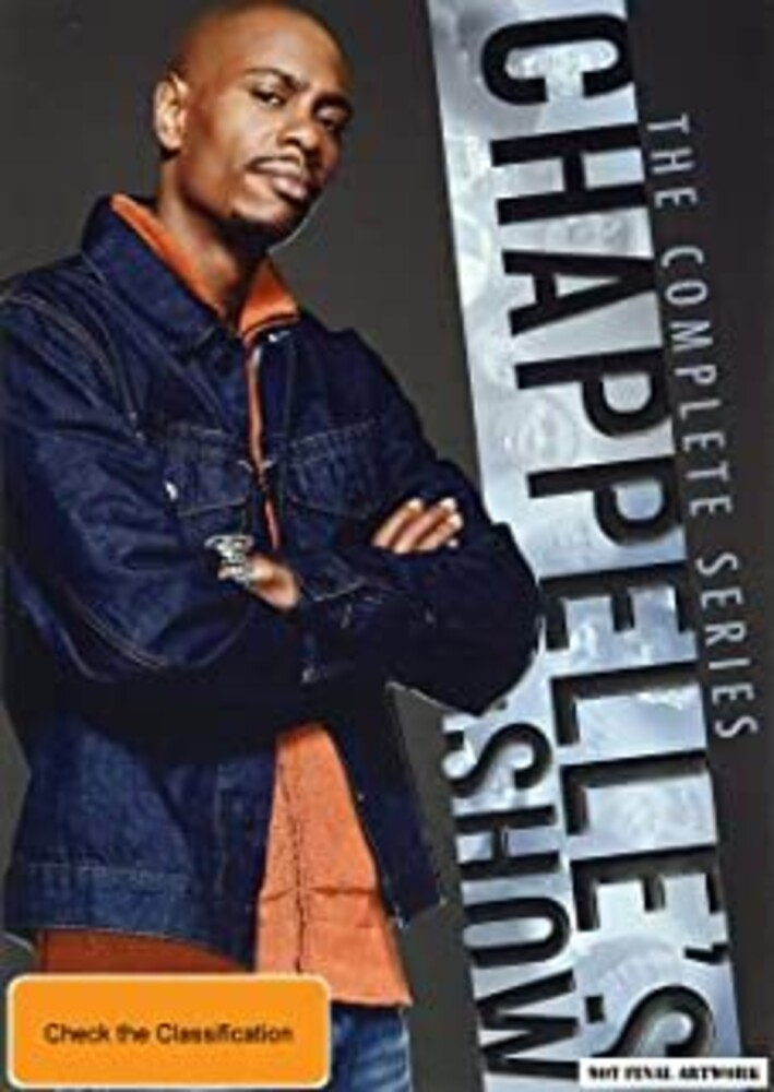 - Chappelle's Show: The Complete Series Collection