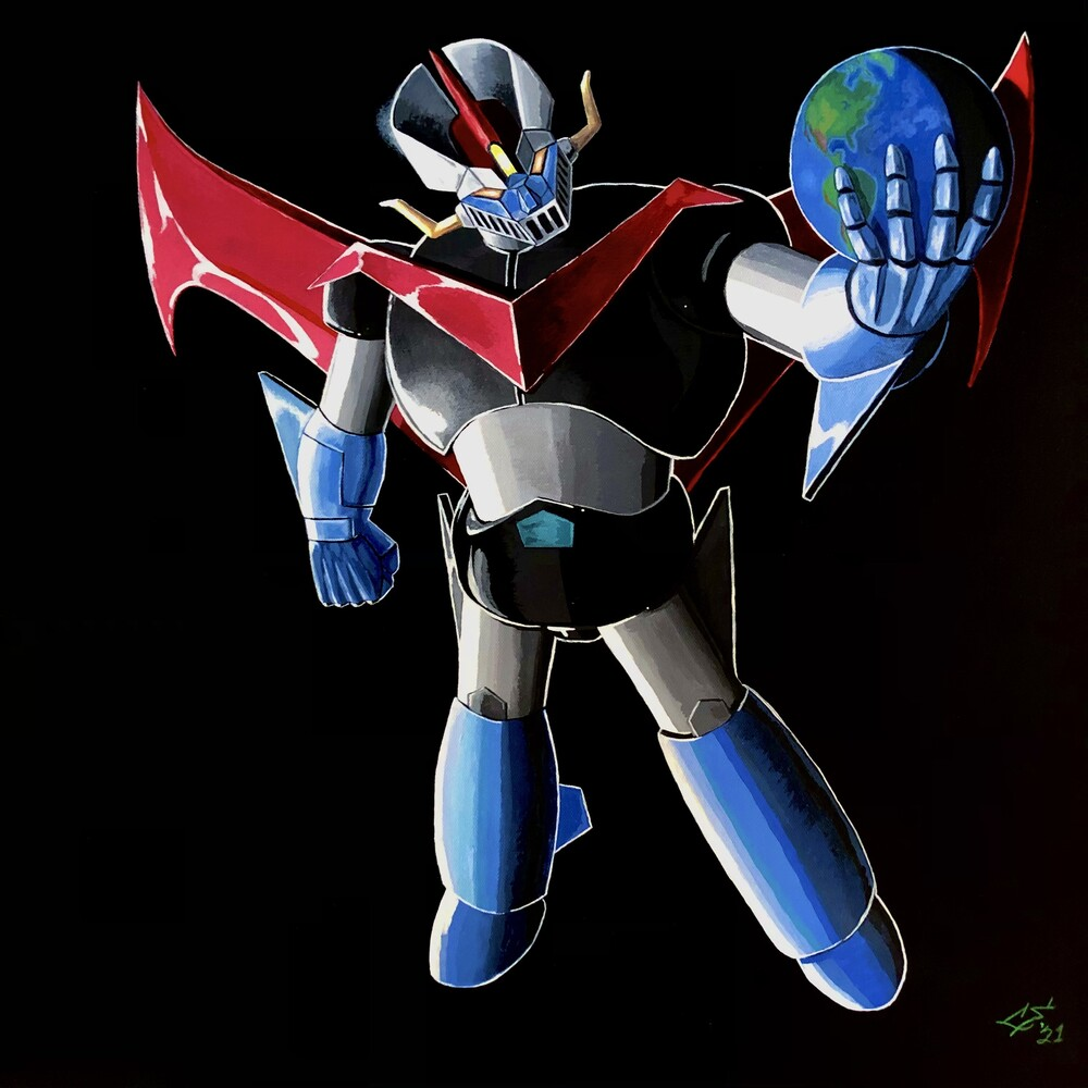 Lord Beatjitzu - Mazinga!