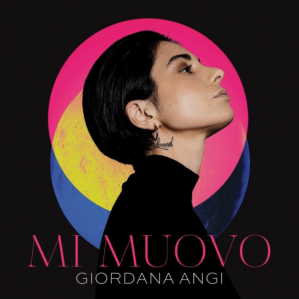 Giordana Angi - Mi Muovo (Ita)