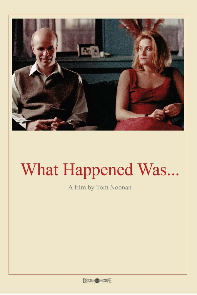 - What Happened Was