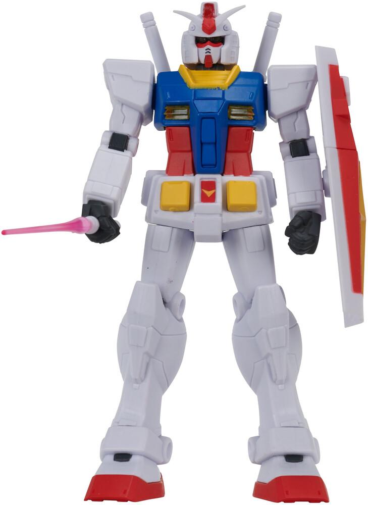 Gundam Ultimate Luminous - Luminous 4 Figure Gundam Rx-78-2 W Beam Saber