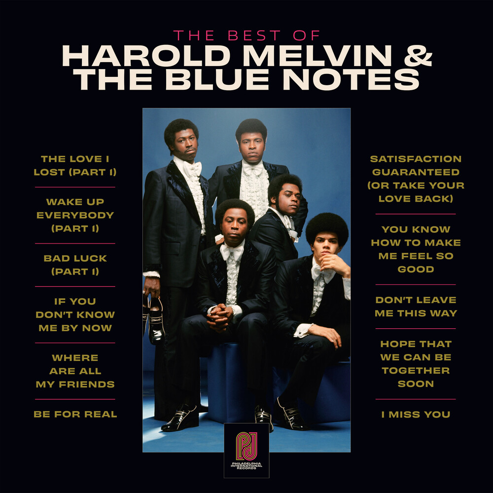 - The Best Of Harold Melvin & The Blue Notes