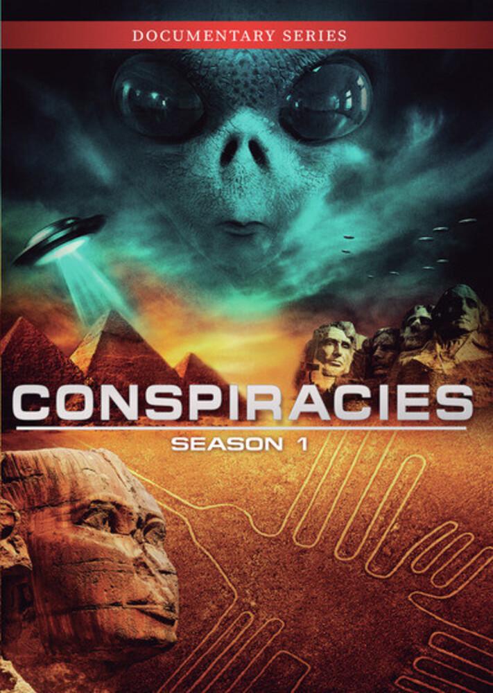 - Conspiracies: Season 1 / (Mod)