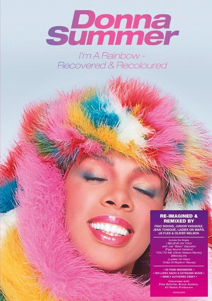 Donna Summer - I'm A Rainbow: Recovered & Recoloured (Dgbk) (Uk)