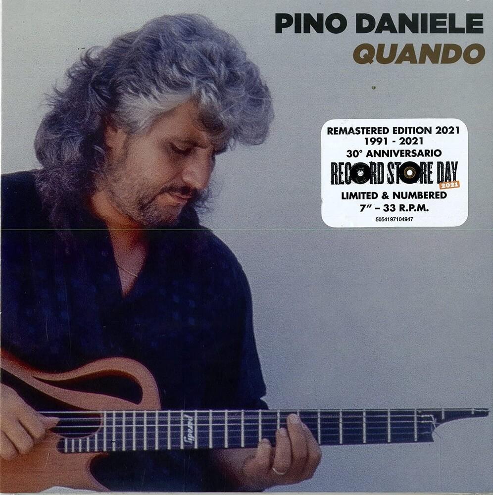 Pino Daniele - Quando / O Ssaje Comme Fa O Core [Remastered] (Ita)