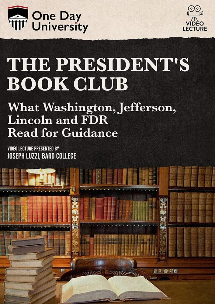 President's Book Club: What Washington, Jefferson - President's Book Club: What Washington, Jefferson