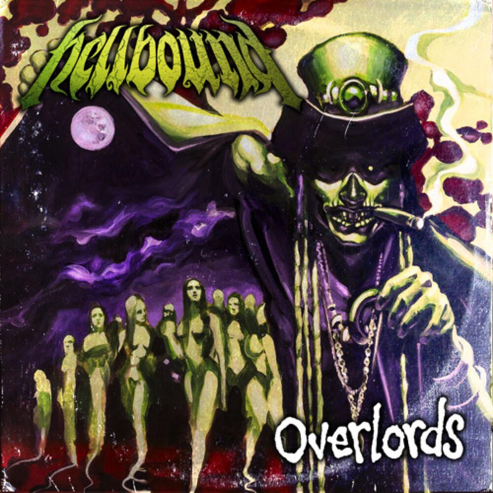 Hellbound - Overlords (Purple Vinyl) [Colored Vinyl] (Gate) (Purp)