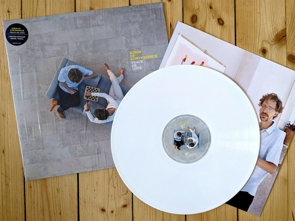 - Peace or Love (Limited Edition) (White Vinyl)