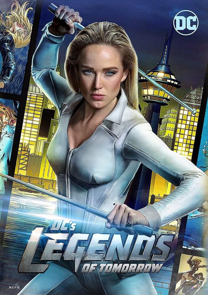 Dc's Legends of Tomorrow: Complete Sixth Season - Dc's Legends Of Tomorrow: Complete Sixth Season