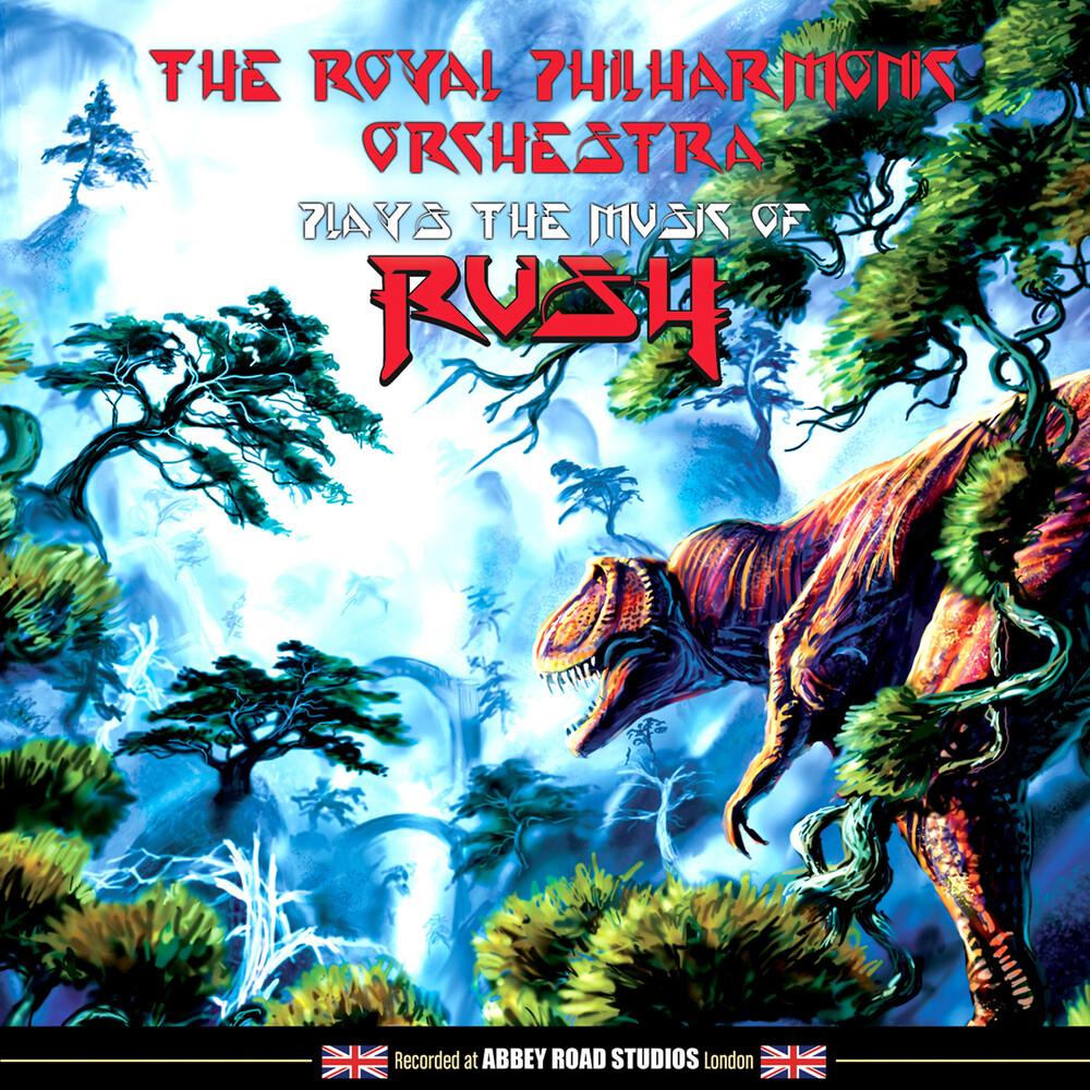 Royal Philharmonic Orchestra - Plays The Music Of Rush (Bonus Track) [Digipak]