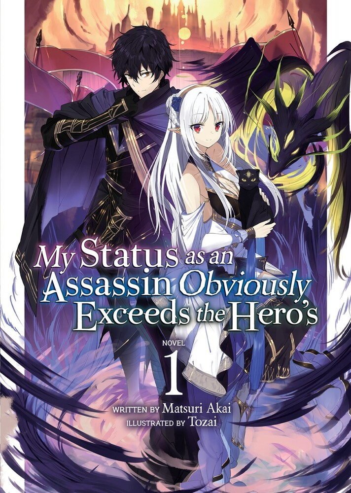 Matsuri Akai - My Status As An Assassin Obviously Exceeds The V1