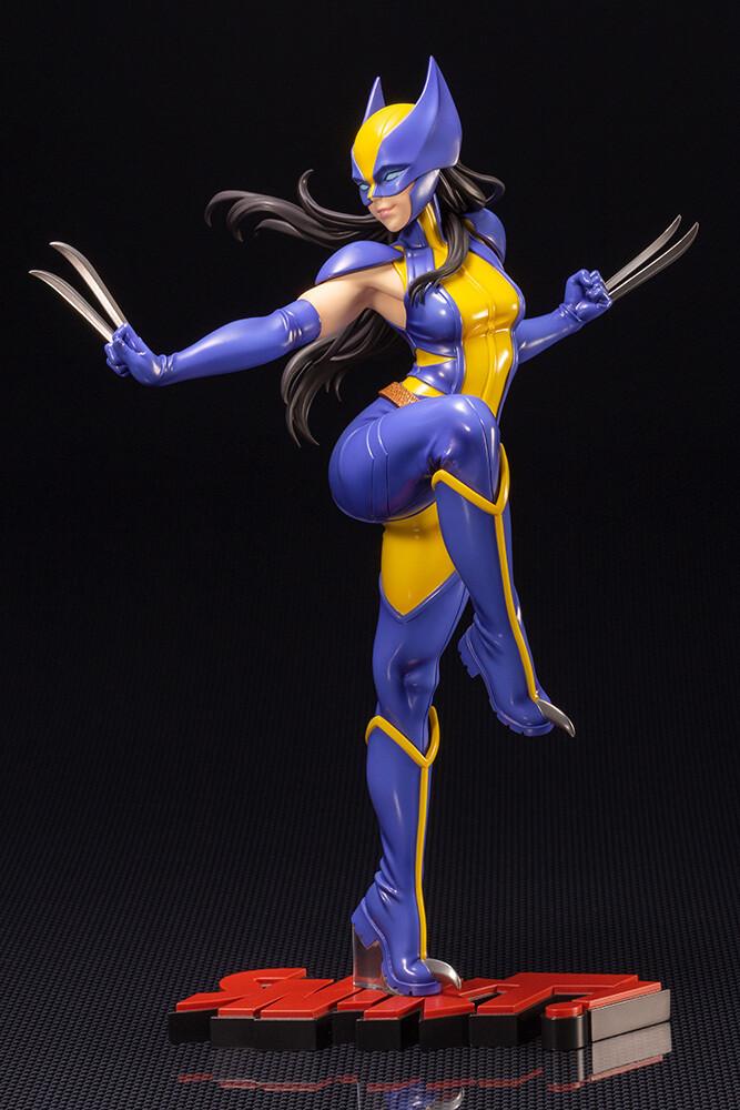 - Marvel Universe Wolverine (Laura Kinney) Bishoujo