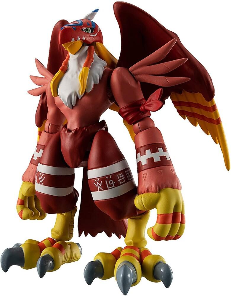 Digimon Shodo - Digimon Shodo 3.5in Garudamon Action Figure (Afig)