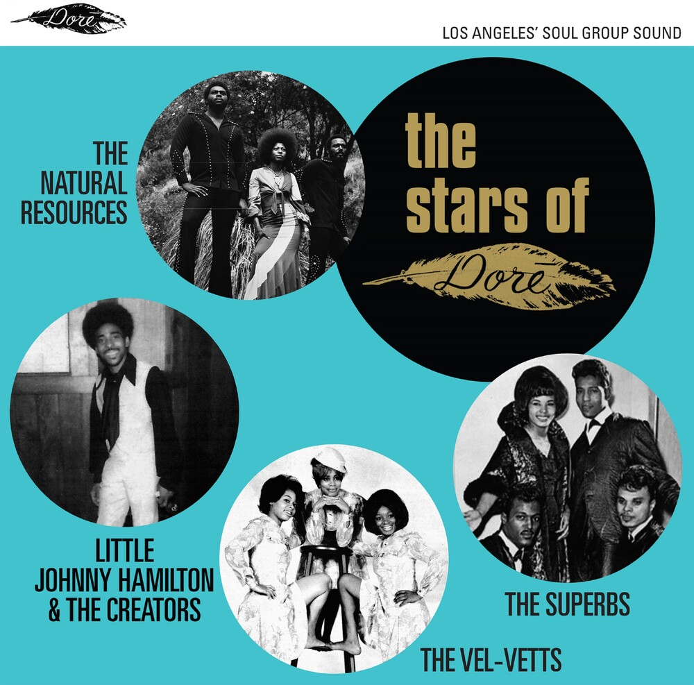 Stars Of Dore: Los Angeles Soul Group Sound / Var - Stars Of Dore: Los Angeles Soul Group Sound / Var