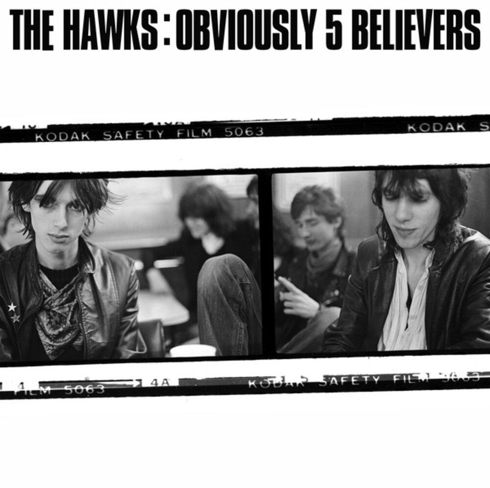 Hawks - Obviously 5 Believe