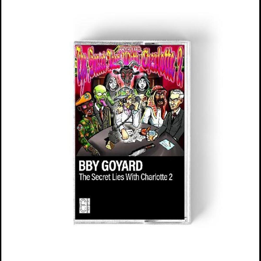 BBY GOYARD - The Secret Lies with Charolette V2