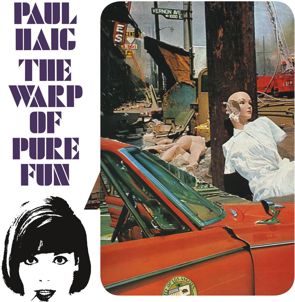 Paul Haig - The Warp Of Pure Fun