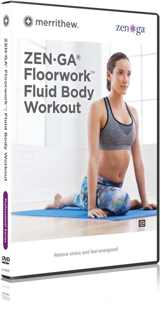 Zen?Ga Floorwork Fluid Body Workout - ZEN?GA Floorwork Fluid Body Workout