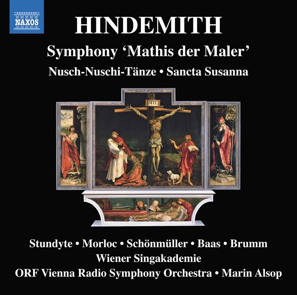 Hindemith / Wiener Singakademie - Symphony Mathis Der Maler