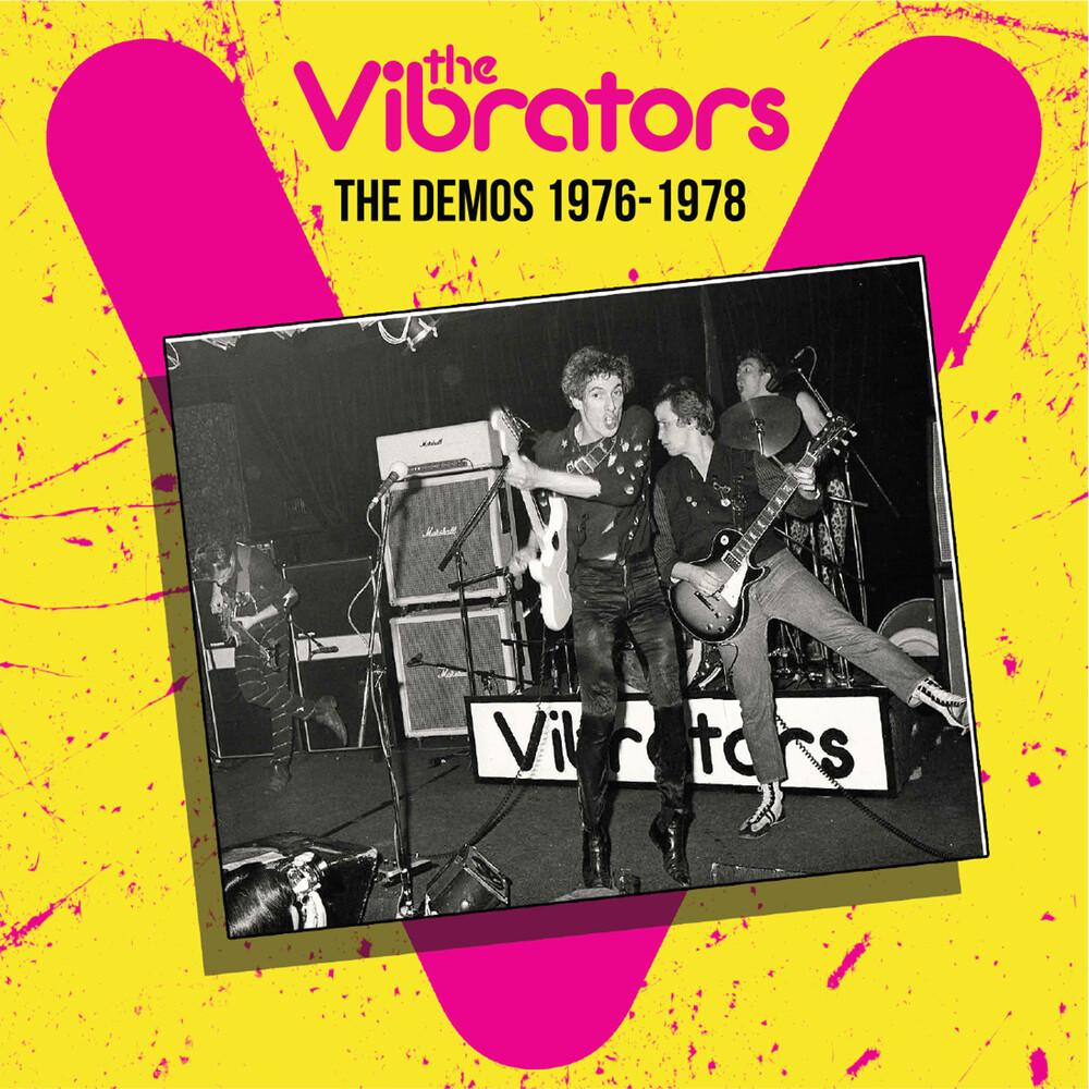 Vibrators - Demos 1976-1978