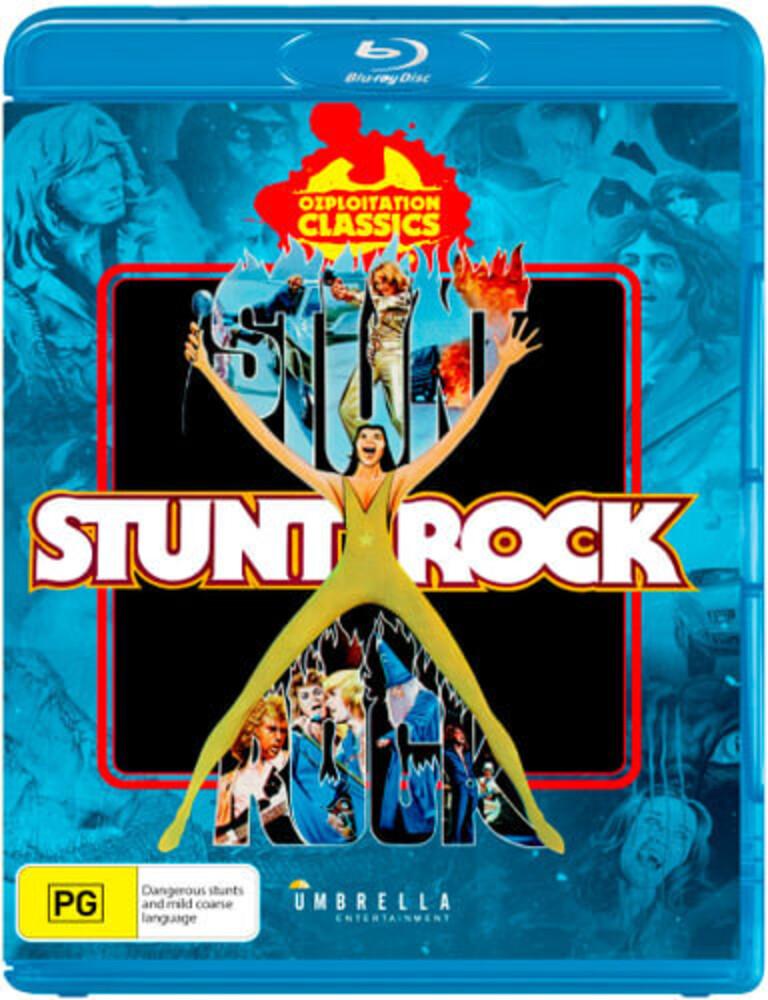 Stunt Rock - Stunt Rock [All-Region/1080p]