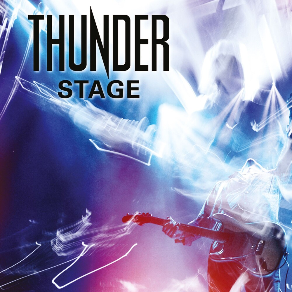 Thunder - Stage (Live) [3LP]