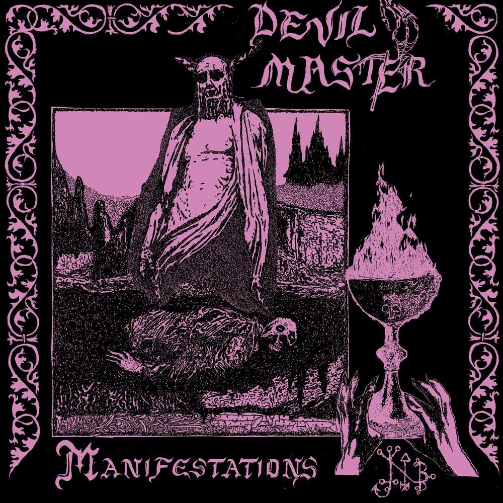 Devil Master - Manifestations [LP]