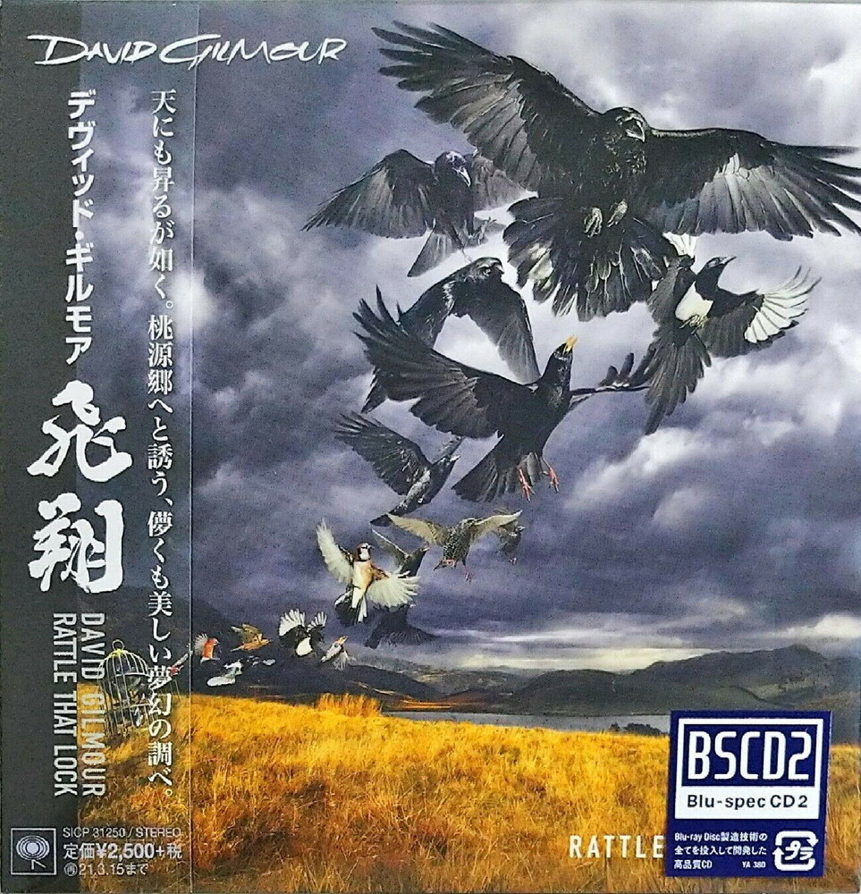 David Gilmour - Rattle That Lock (Blus) (Jpn)