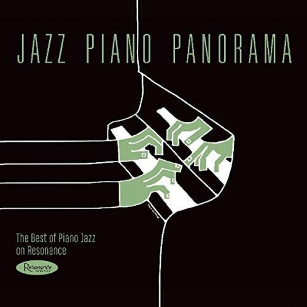 Various Artists - Jazz Piano Panorama: The Best of Piano Jazz on Resonance