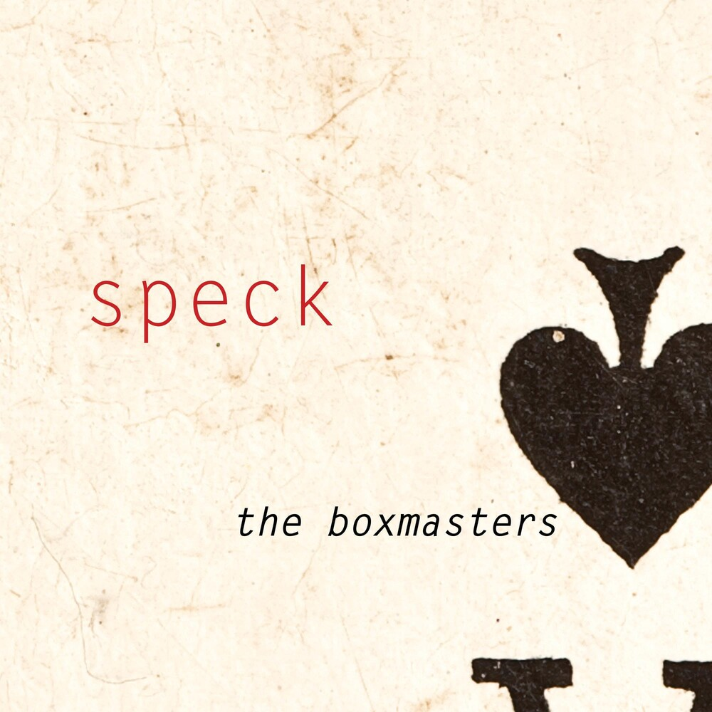 The Boxmasters - Speck
