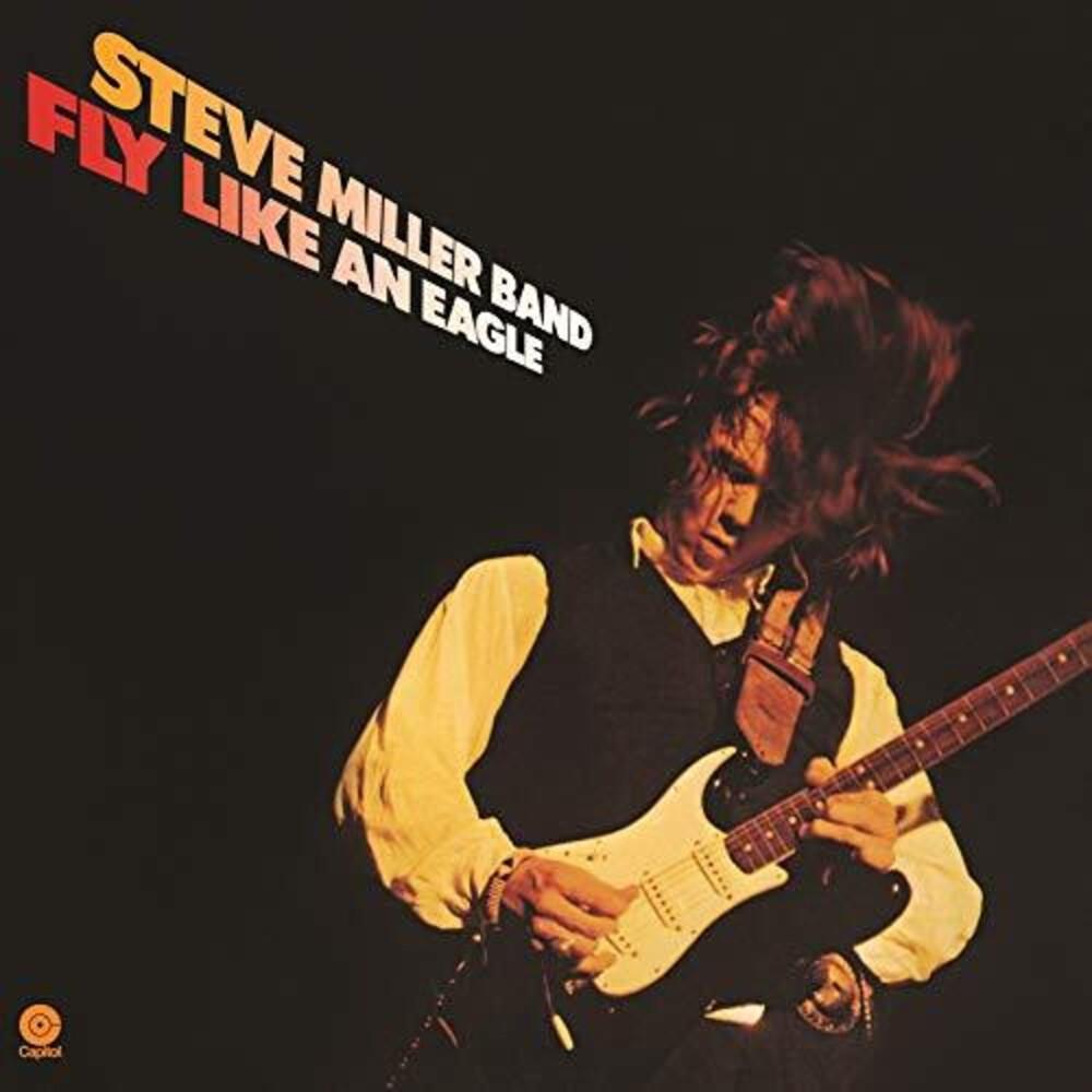 Steve Miller - Fly Like An Eagle [Black/Yellow LP]