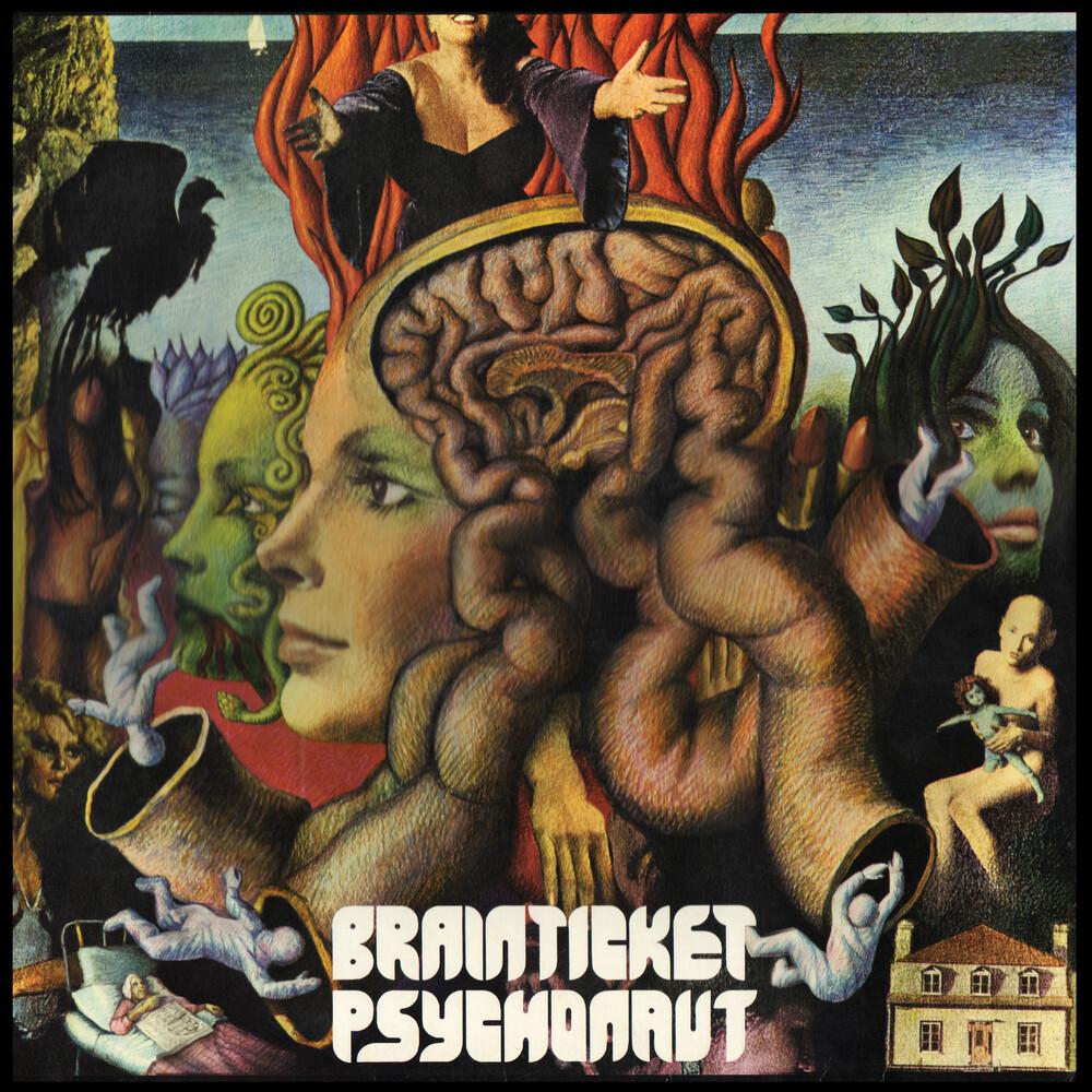 Brainticket - Psychonaut (Grn) [Limited Edition]