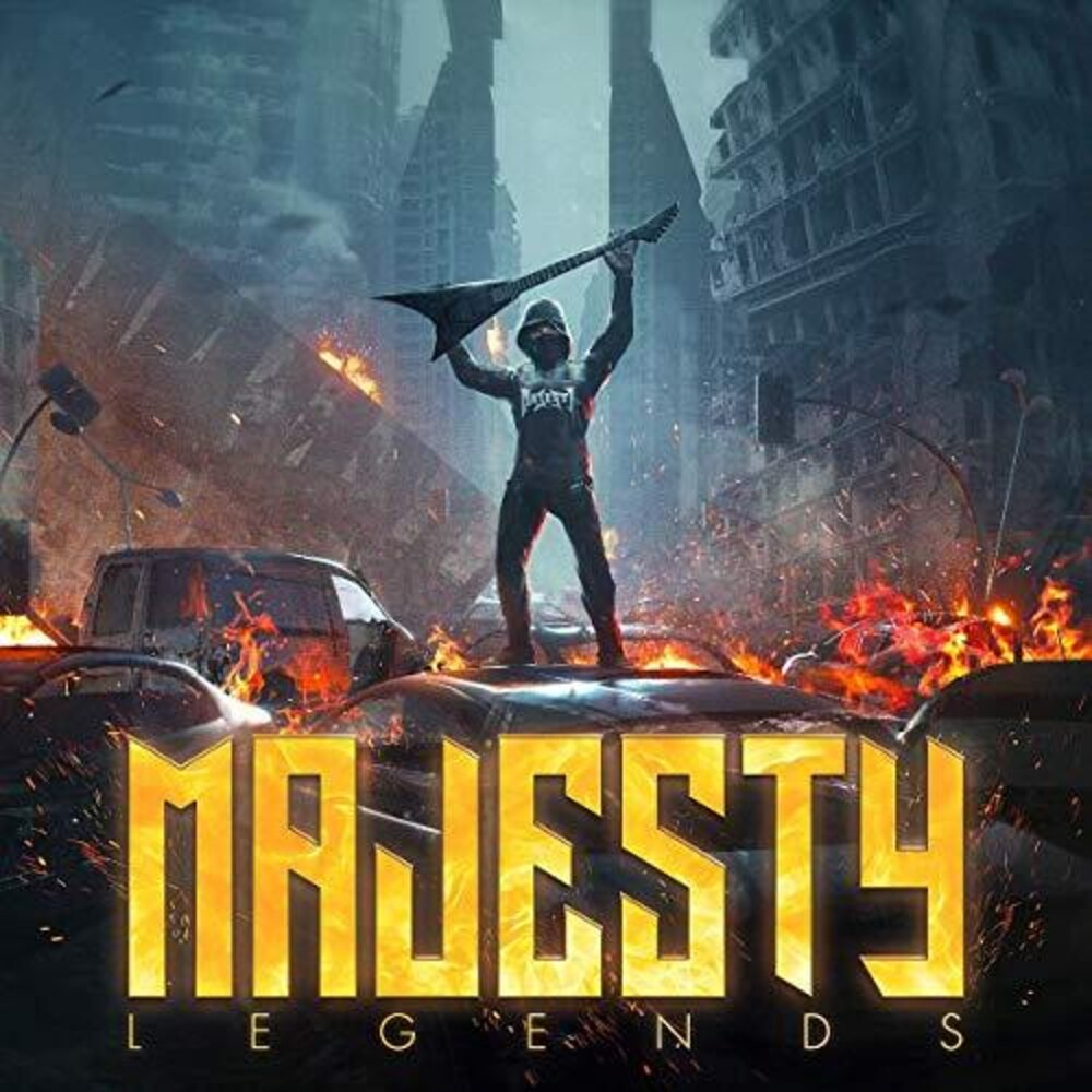 Majesty - Legends [Import LP]