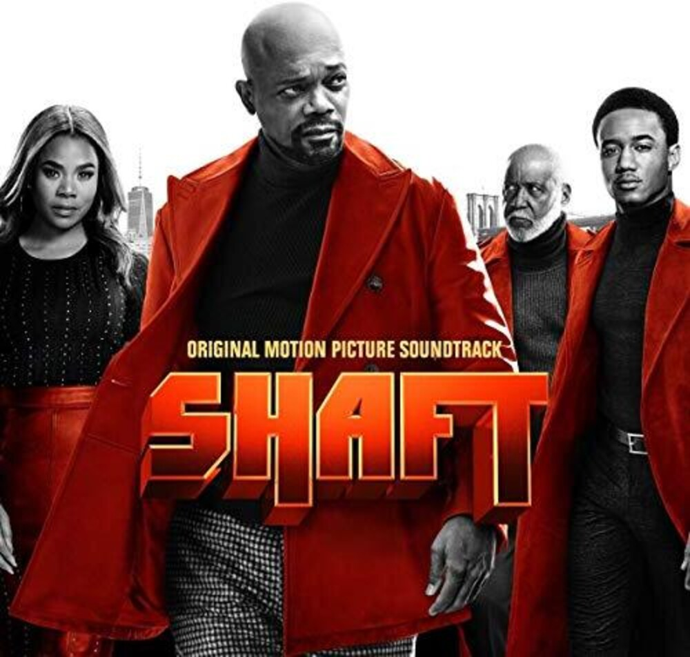 Shaft [Movie] - Shaft 2019 [Original soundtrack]
