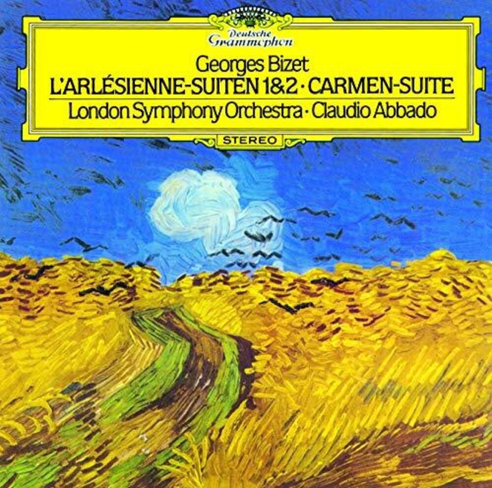 Bizet / Claudio Abbado - Bizet: L'arlsienne Suites 1 & 2 / Carmen Suite 1