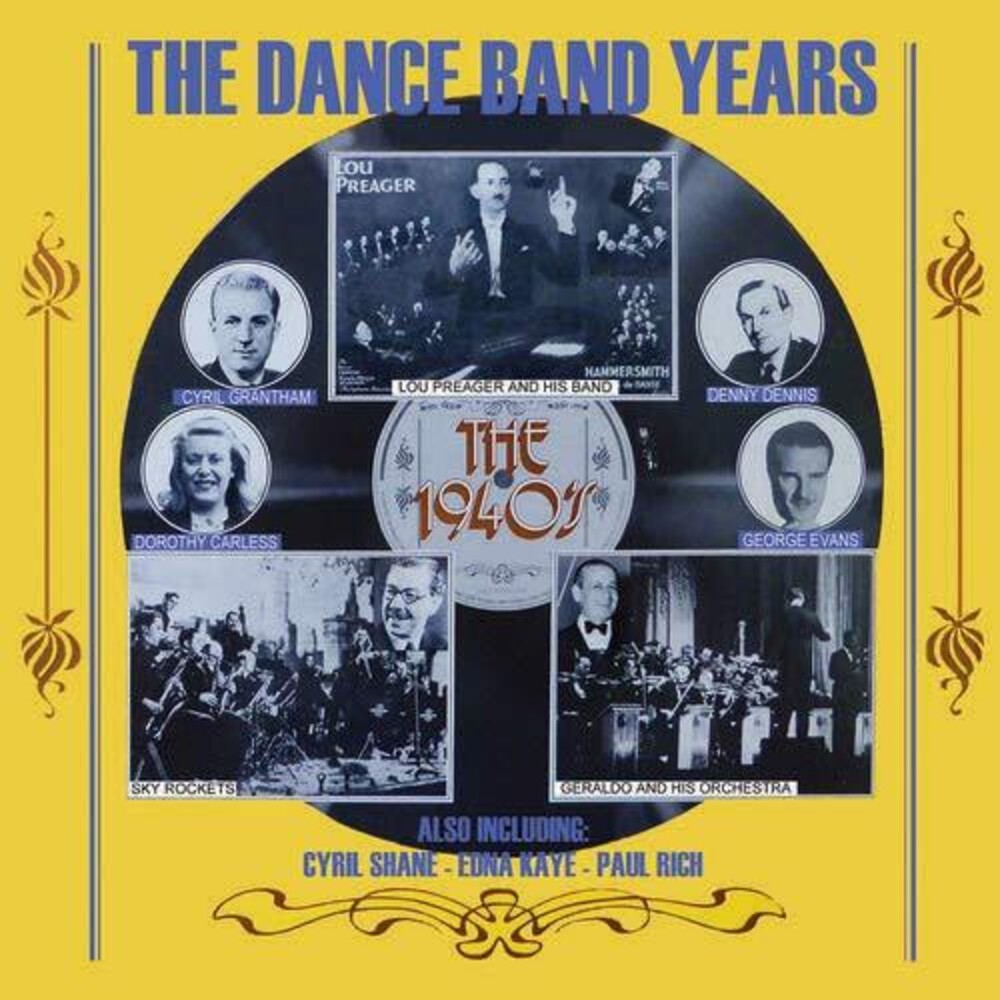 Dance Band Years The 1940s / Various - Dance Band Years The 1940s / Various