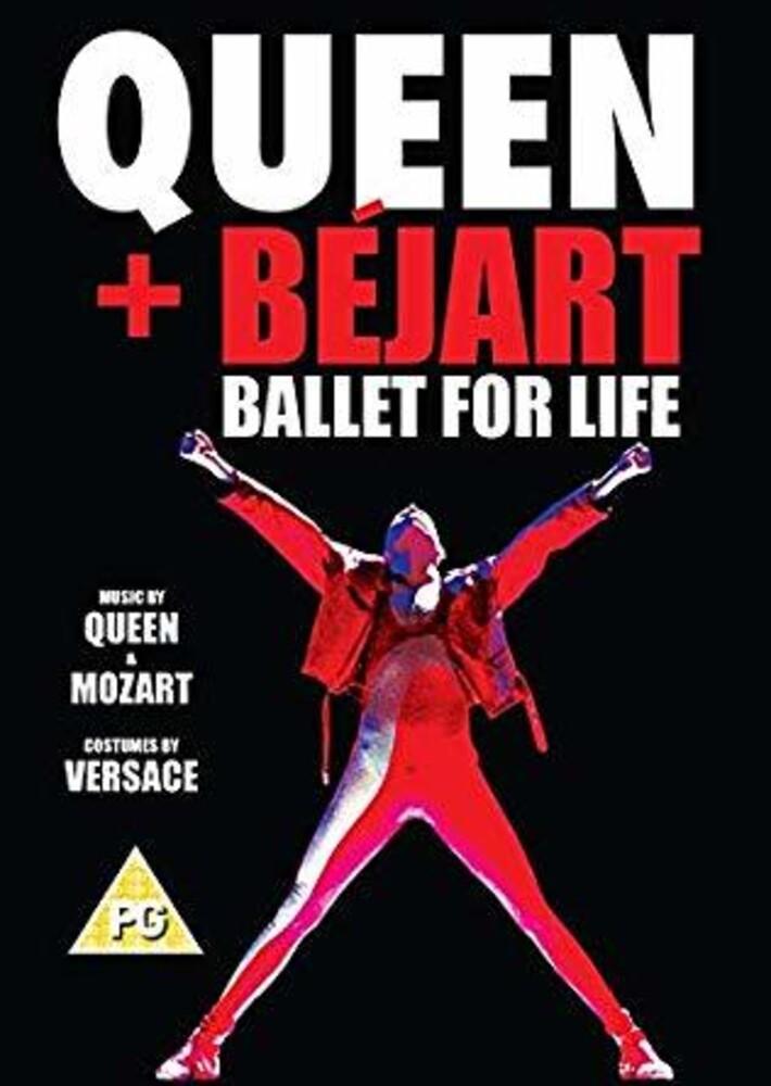Queen - Queen + Bejart – Ballet For Life [DVD]