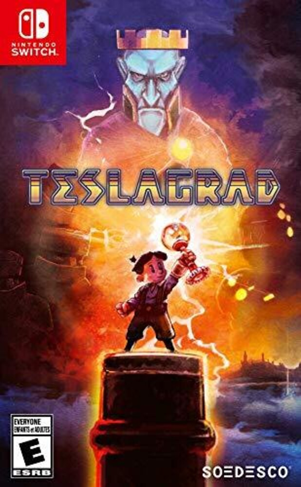 - Teslagrad for Nintendo Switch