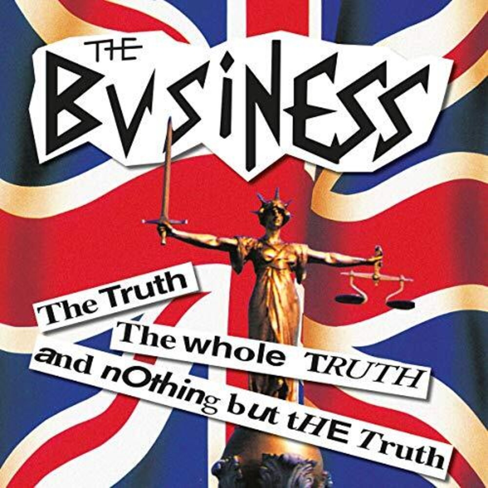 Business - Truth The Whole Truth & Nothing But The Truth (Uk)