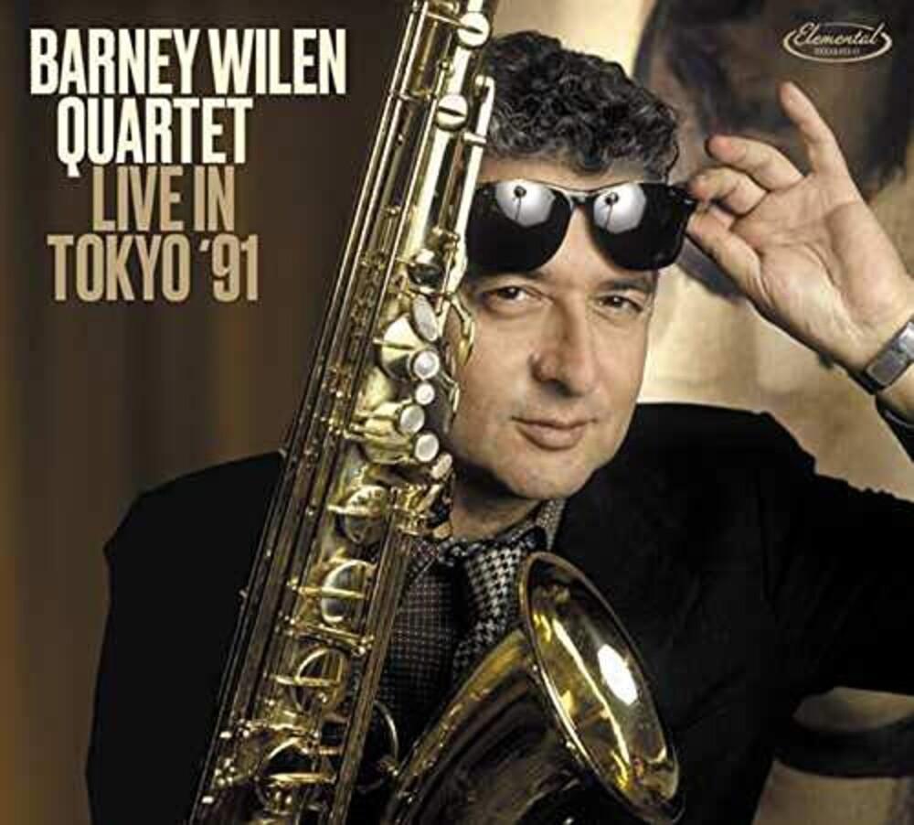 Barney Wilen Quartet - Live in Tokyo '91 [2CD]