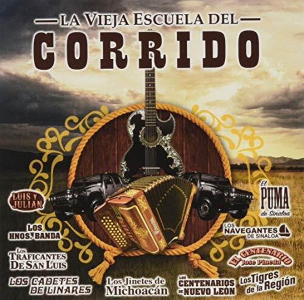 Cadetes De Linares / Jinetes De Michoacan - Vieja Escuela Del Corrido