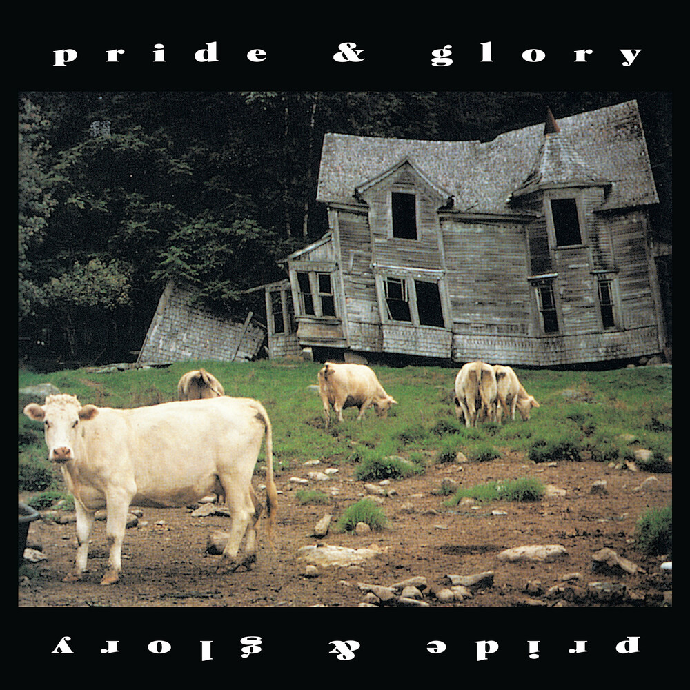 Pride & Glory - Pride & Glory [2LP]