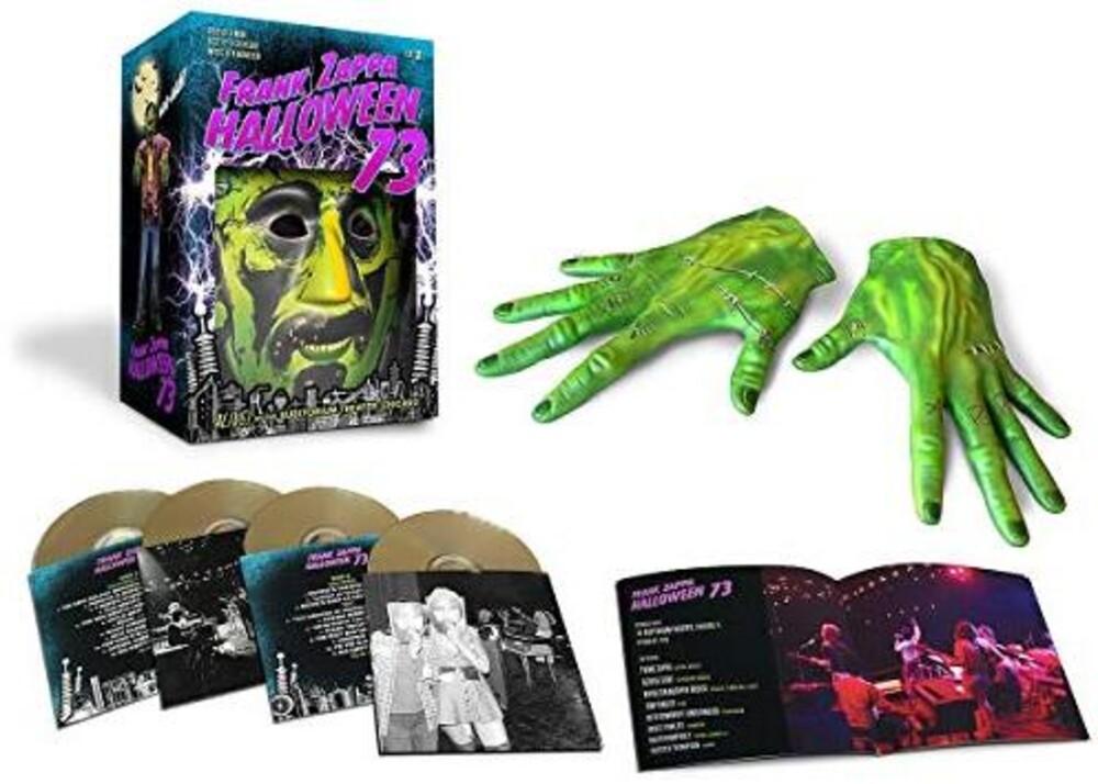 Frank Zappa - Halloween 73 [Box Set]