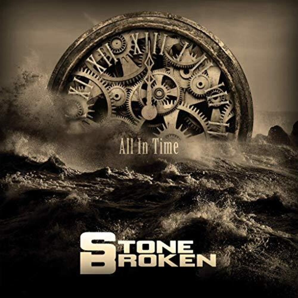 Stone Broken - All In Time (Uk)