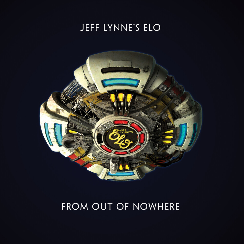 Jeff Lynne's ELO - From Out Of Nowhere [LP]